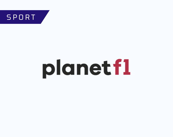 Planet F1 Logo